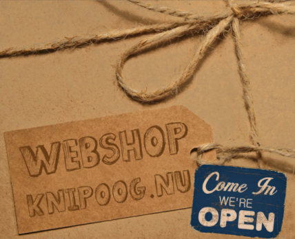 webshop open